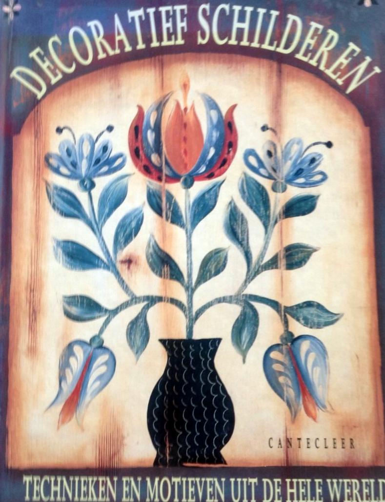 Decoratief Schilderen Technieken En Motieven Uit De Hele