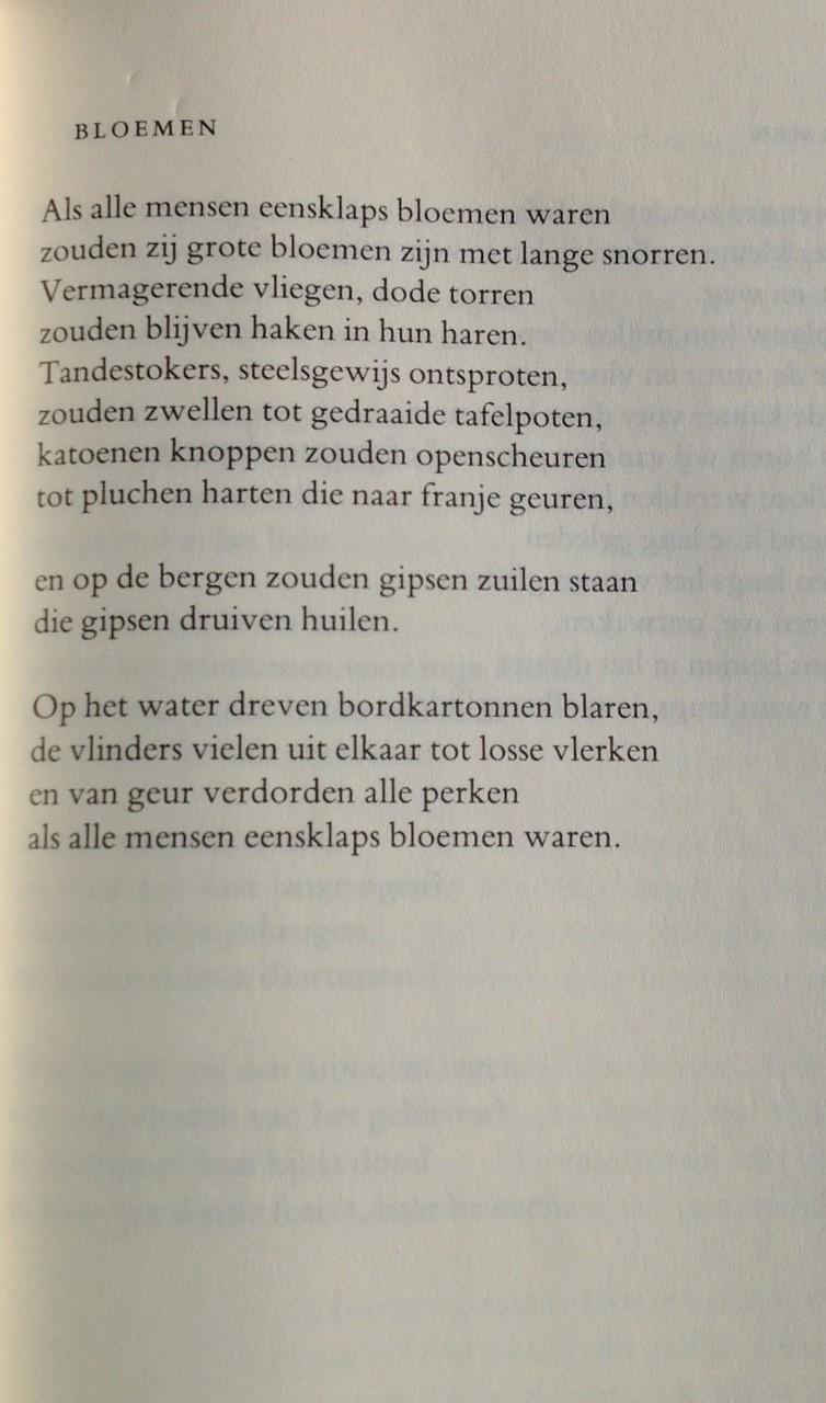 Leo Vroman Gedichten 1946 1984 Nivon Hengelo